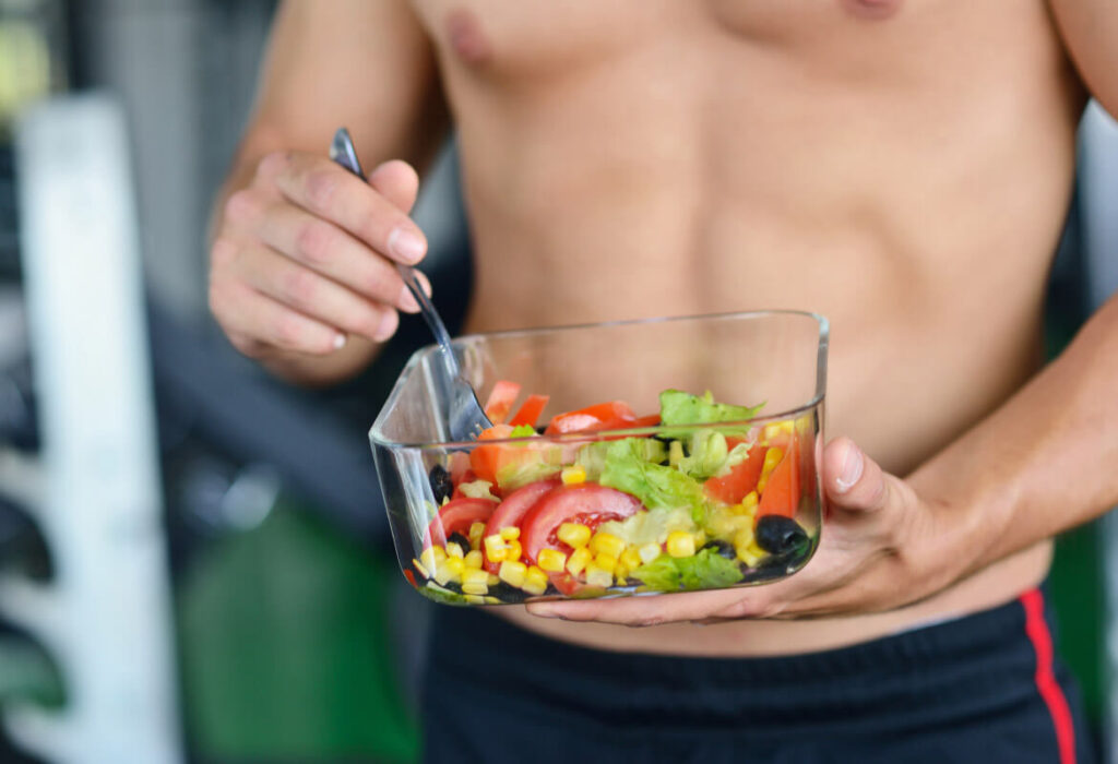 The importance of proper and healthy eating for your body